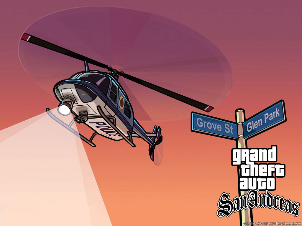 grand theft auto san andreas wallpapers hd